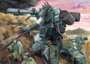 votoms battles