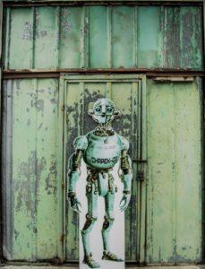 robot chapek