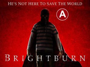 brightburn poster