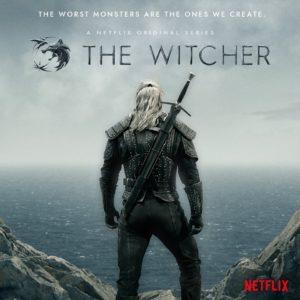 cavill witcher