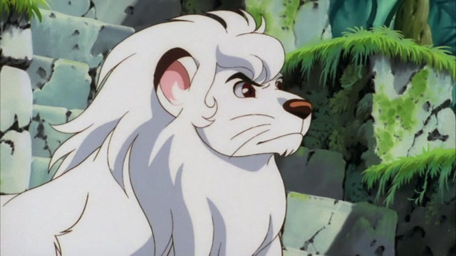 the jungle emperor