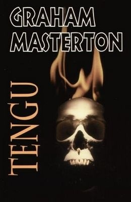 tengu graham masterton mid cover