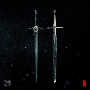witcher two swords