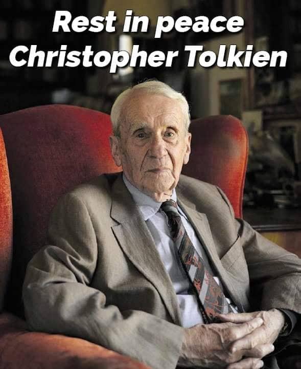 RIP Tolkien