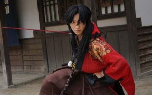 suzuki hiroki as samurai
