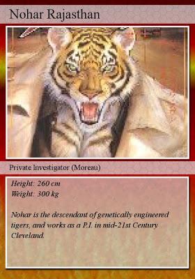 nohar card