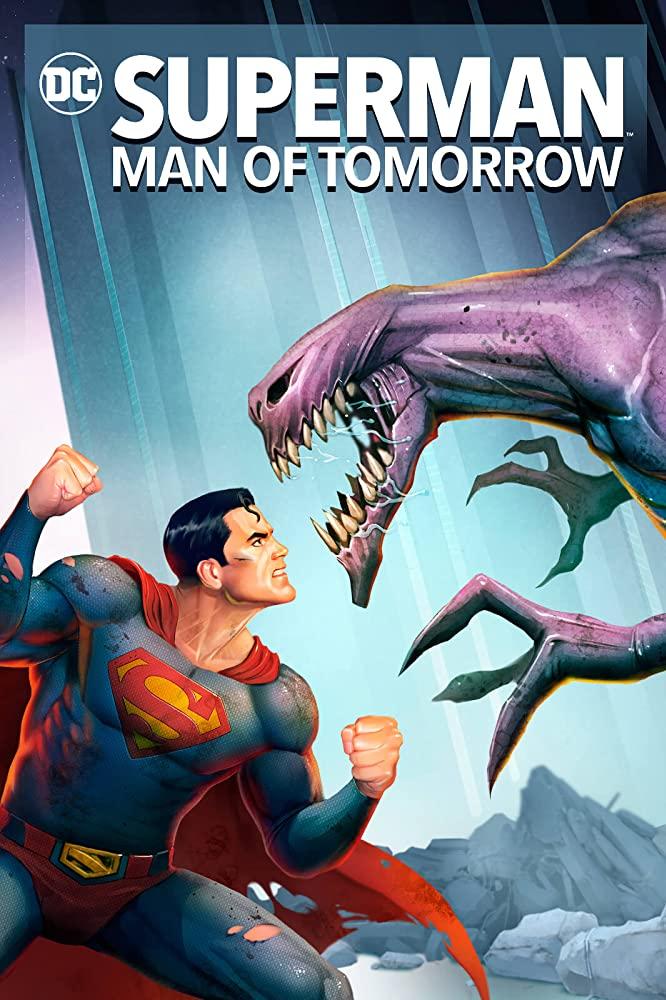 man of tomorrow