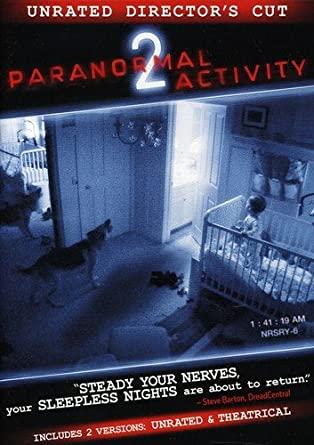 paranormal 2