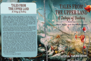 upper land book english