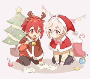 riku and tenn tenn xmas