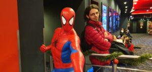 kiril spiderman