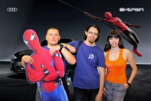 kiril superhero team