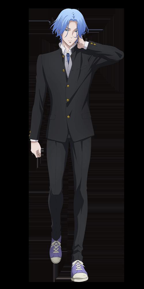 langa suit