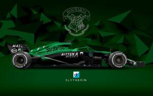 slytherin f1 team