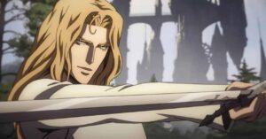 alucard winning pose