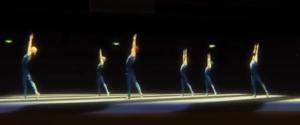 bakuten - the race